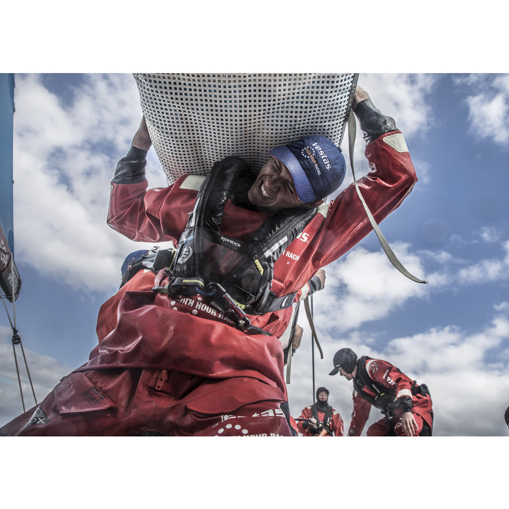 Deckvest Vito offshore inflatable lifejacket