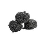 Мочалка из нержавеющей стали (3шт), артикул 909, производитель - Paul Masquin