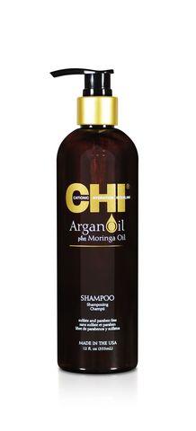 Шампунь CHI с экстрактом масла Арганы и дерева Моринга 355 мл
