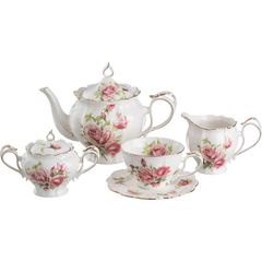Чайный сервиз на 6 персон из керамики