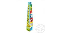 Little Hero Развивающая игрушка «Складные кубики» (3028A)