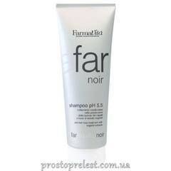 Farmavita Noir Line Shampoo - Шампунь мужской против выпадения волос