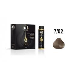 Constant Delight, Масло для окрашивания волос Olio Colorante 7.02, 50 мл