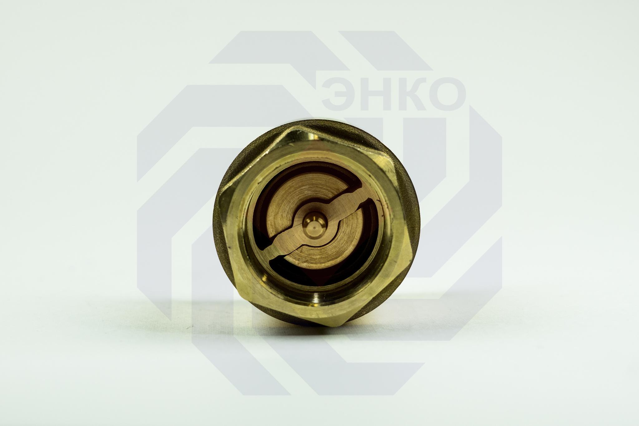 Клапан обратный ВР/ВР BUGATTI EURO 2000 1¼