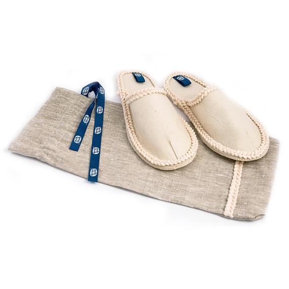 Тапочки ONNI для бани (размер 37-38)