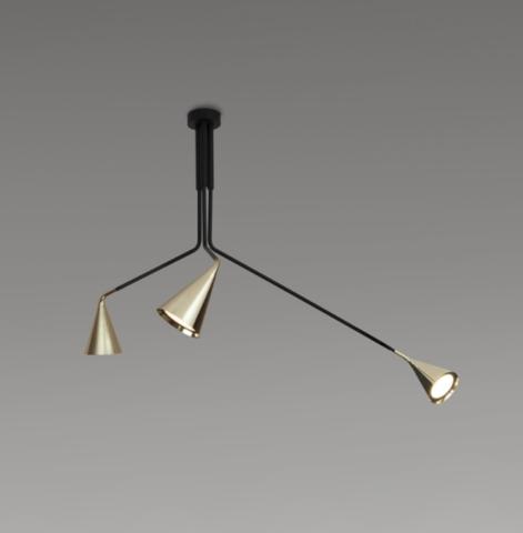 Подвесной светильник GORDON561,13 A,B,C, Италия