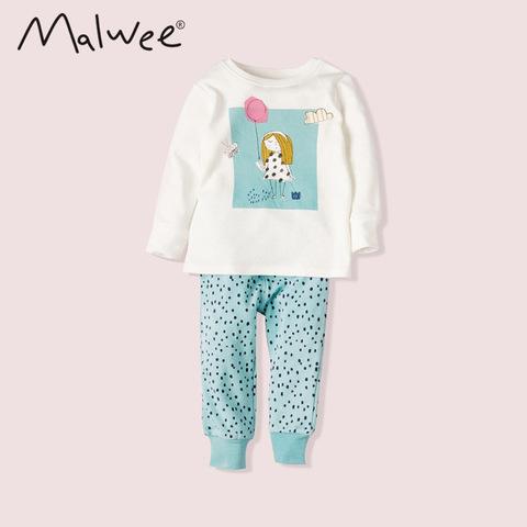 Пижама для девочки Malwee Воздушный шарик
