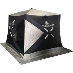 Купить зимнюю палатку Woodland ULTRA от производителя недорого с доставкой.