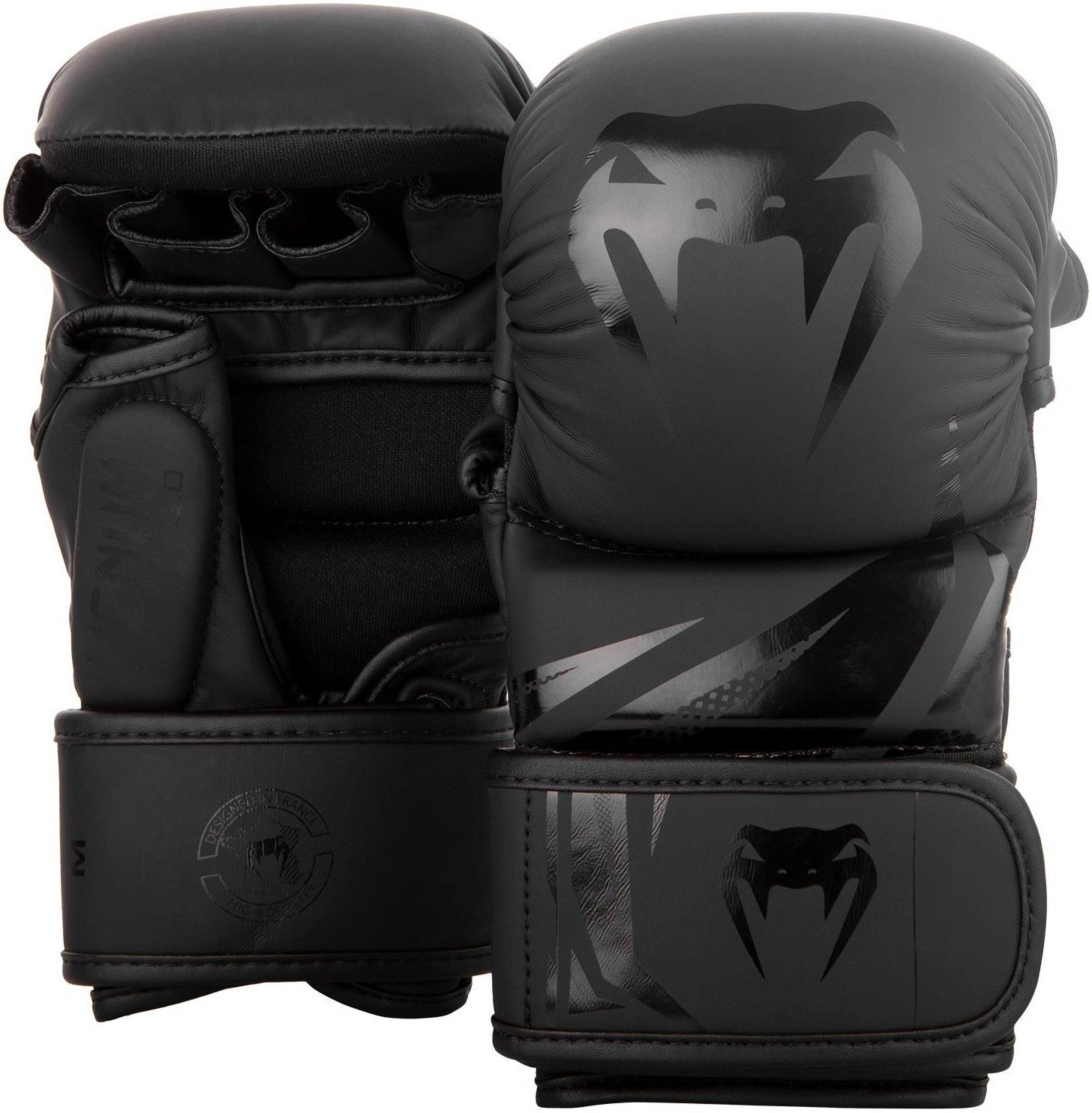 ММА перчатки Перчатки для ММА Venum Challenger 3.0 Sparring Gloves Black/Black b7f13677_509a_11e9_b549_bcee7b9cf7ab_c44335c2_509a_11e9_b549_bcee7b9cf7ab.jpg