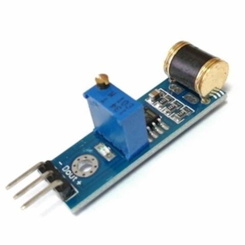 Модуль датчика вибрации 801S с аналоговым выходом