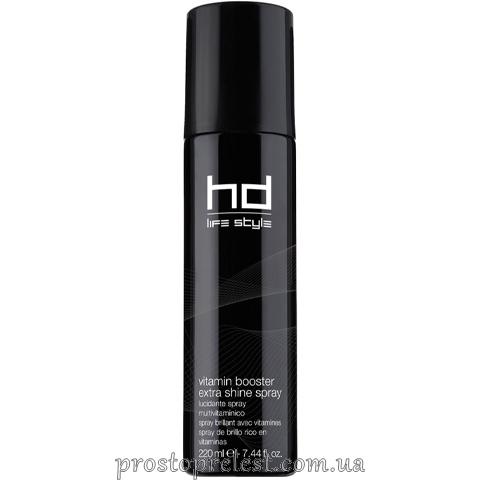 Farmavita HD Vitamin Booster Extra Shine Spray -Вітамінний спрей-блиск