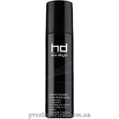 Farmavita HD Vitamin Booster Extra Shine Spray - Витаминный спрей-блеск