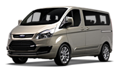 FORD Tourneo Custom (8-мест) 2013->