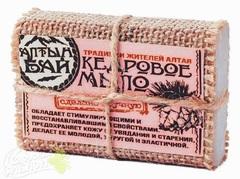 Картинка Мыло Алтын Бай Кедровое