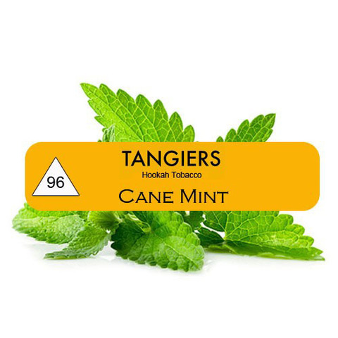 Табак Tangiers Cane Mint T96 (Танжирс Перечная Мята)  Noir 20г