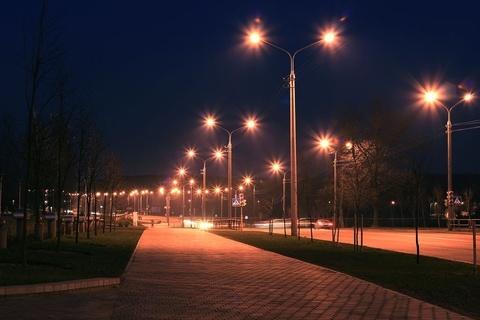 Светодиодный светильник средней мощности для промышленного освещения Svetilium Plate