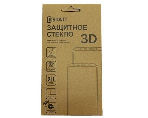 KSTATI  / Защитное стекло iPhone 7/8/SE 3D | черное