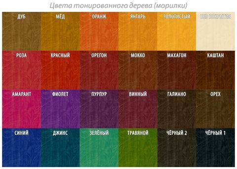 Итальянские морилки на выбор для основы ключницы, можно цвет написать в комментариях
