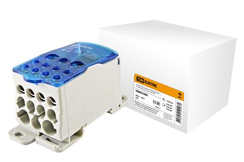 Распределительный блок на DIN-рейку РБ-400 1П 400А (1х185/2x35+5x16+4x10) TDM