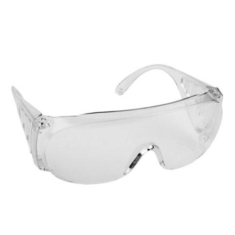 Очки защитные открытого типа, прозрачные, с боковой вентиляцией, DEXX.