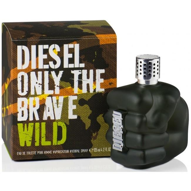 Diesel Only The Brave Wild EDT
