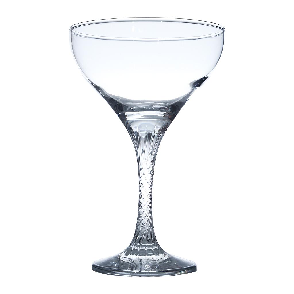 Набор бокалов для шампанского Pasabahce Twist  280ml  6 шт. 44616-6