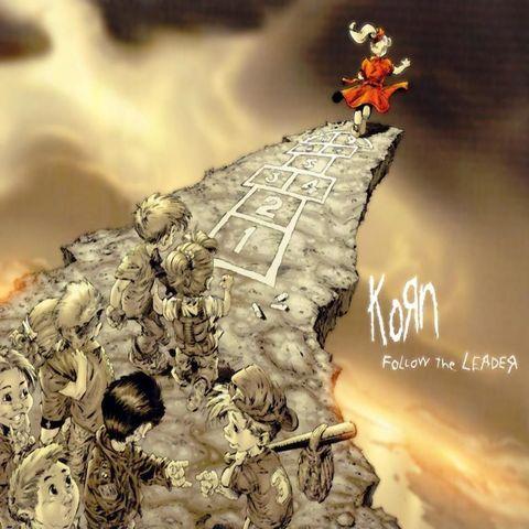 Виниловая пластинка. Korn – Follow The Leader