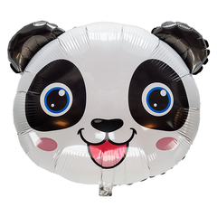Фольгированный шар Панда (голова)