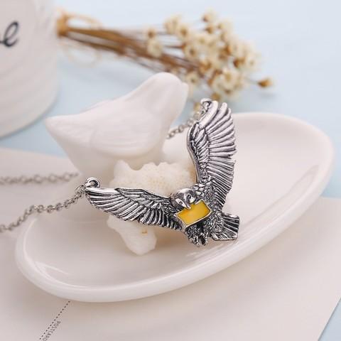 Harry Potter Ravenclaw Dove Necklace