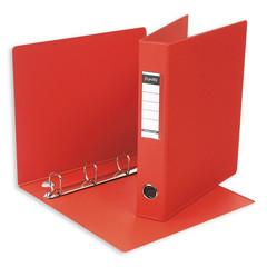 Папка на 4-х кольцах Bantex 50 мм красная до 300 листов