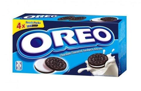Печенье Oreo Original Орео оригинальные 176 гр