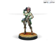 Ghulam Doctor (вооружен Pistol)