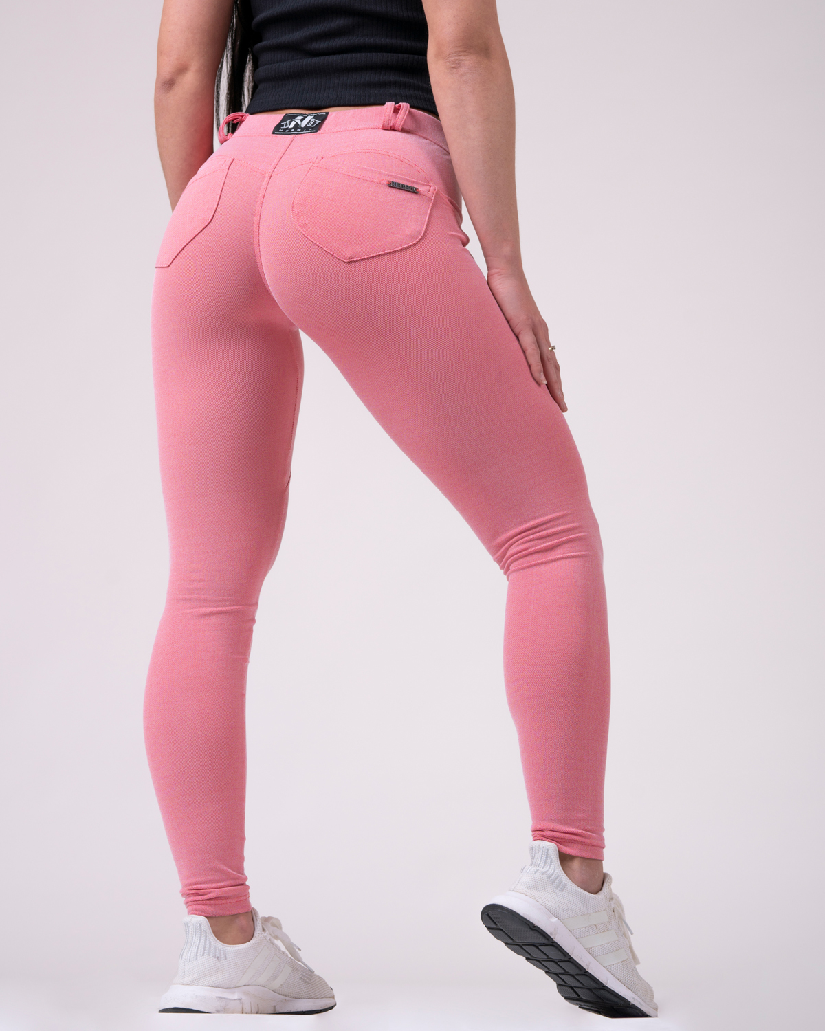 Брюки NEBBIA Bubble Butt pants 537 Pink