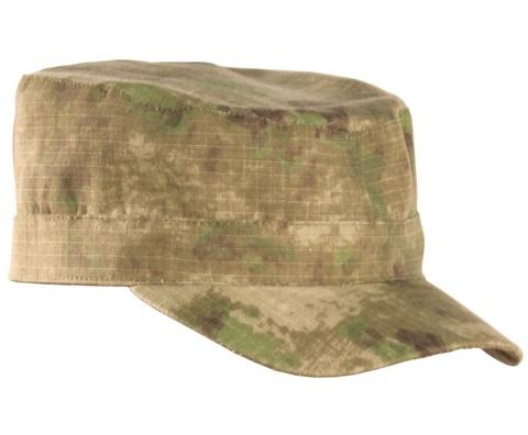 Кепка камуфляжная на застежке АТАК зеленый рип стоп