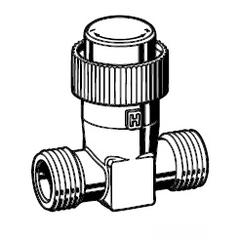 Клапан 2-ходовой зональный Schneider Electric VZ22-G1/2-0,25