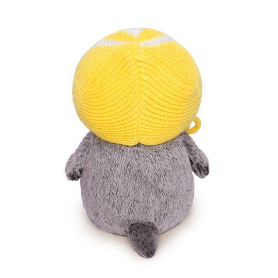 Кот Басик Baby в спортивной шапке