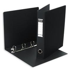 Папка на 4-х кольцах Bantex 50 мм черная до 300 листов