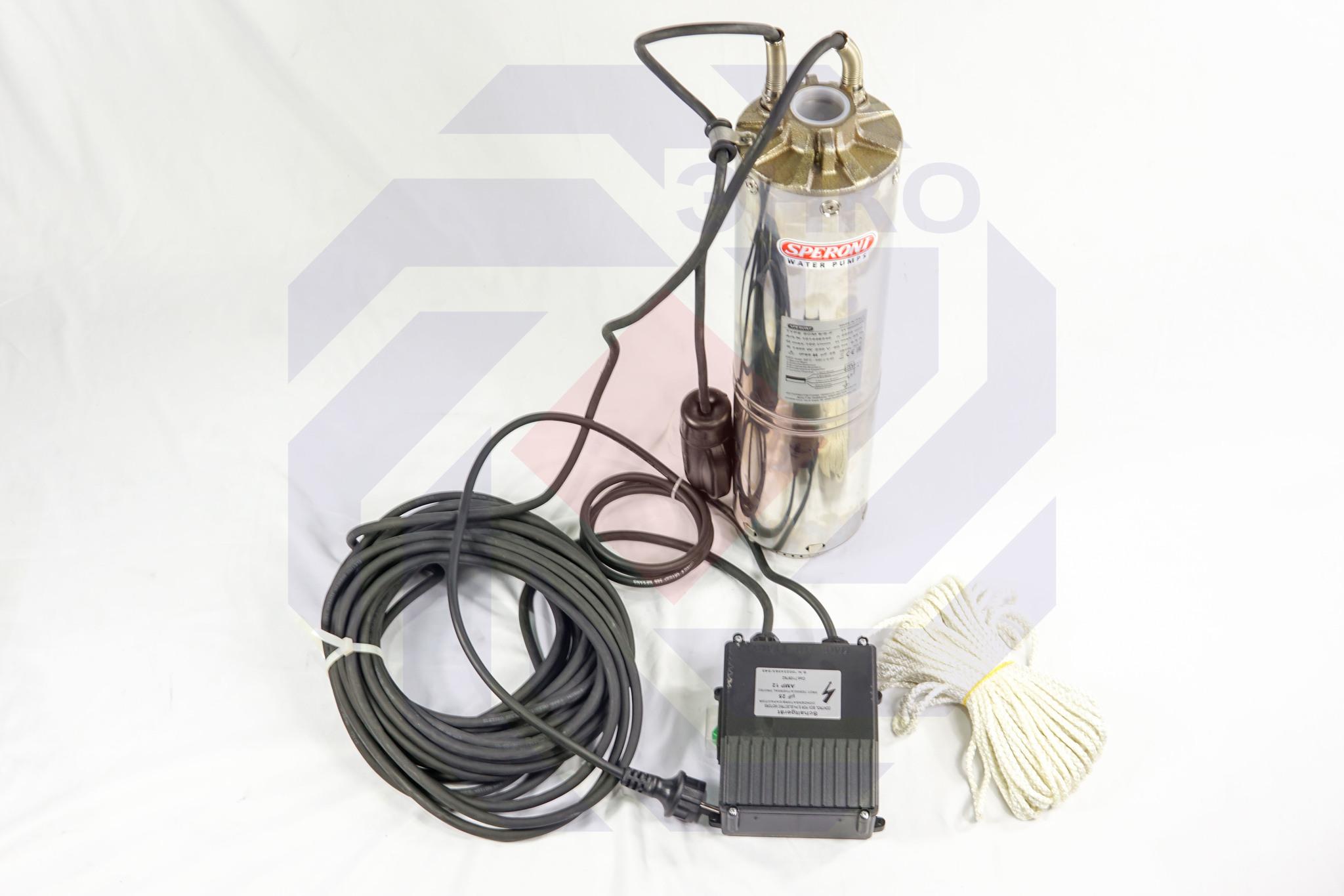 Насос колодезный SPERONI SCM 5/S-F