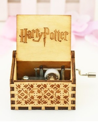 Music Box Harry Potter