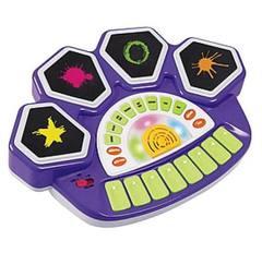 Playgo Музыкальная игрушка - электронный барабан (Play 4385)