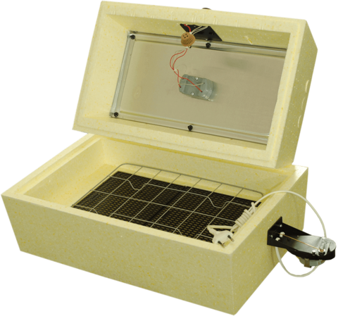 Инкубатор Золушка 28 яиц автоматический