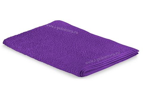 Простынь махровая (Фиолетовый)