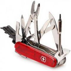 Туристический складной нож Victorinox 1.7725.T Cyber Tool 34