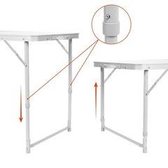 Набор складной мебели из алюминия Helios 21407+21124