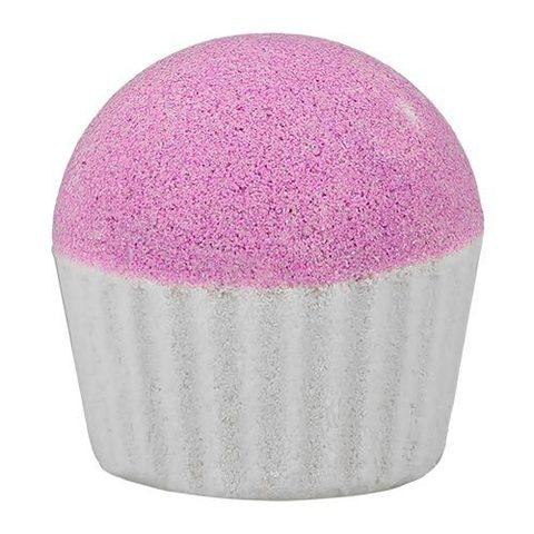 Cafe mimi Гейзер для ванны Клубничный капкейк 140г