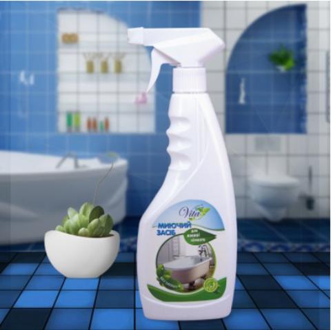Миючий засіб для ванної кімнати 500мл. тригер