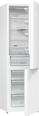 Двухкамерный холодильник Gorenje NRK6201SYW