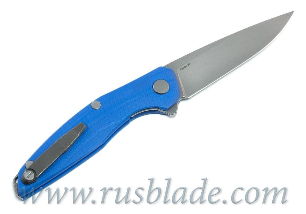 Shirogorov 111 Vanax37 G10 blue 3D MRBS - фотография