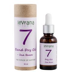 Сухое масло 7 для волос, 30ml TМ Levrana