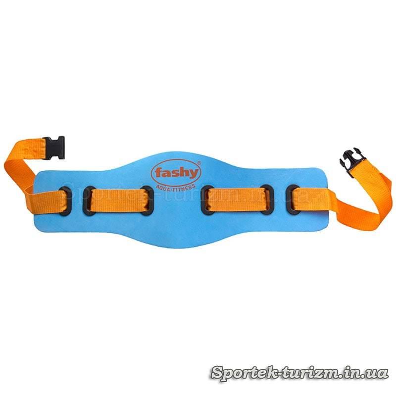 Аквапояс для плавання, аквааеробіки, аквафитнеса Fashy Aqua-fitness